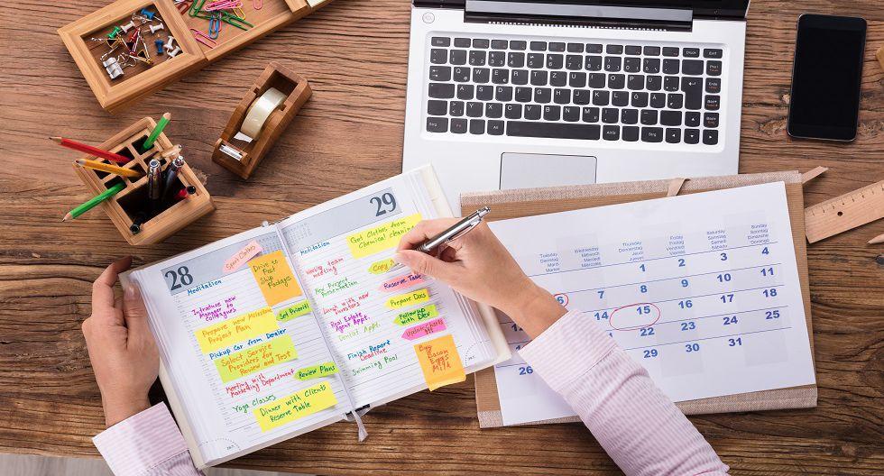 Tips para ser productivo haciendo trabajo remoto